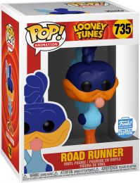 Figurine Funko Pop Looney Tunes #735 Bip Bip