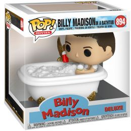 Figurine Funko Pop Billy Madison #894 Billy Madison dans Baignoire
