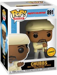 Figurine Funko Pop Happy Gilmore #891 Chubbs [Chase]