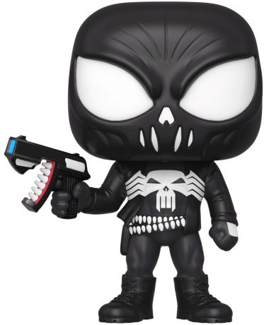 Figurine Funko Pop Venom [Marvel] #595 Punisher Venomisé