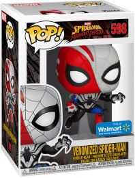 Figurine Funko Pop Spider-man : Maximum Venom [Marvel] #598 Spider-Man Vénomisé