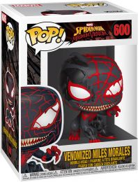 Figurine Funko Pop Spider-man : Maximum Venom [Marvel] #600 Miles Morales Vénomisé