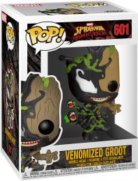 Figurine Funko Pop Spider-man : Maximum Venom [Marvel] #601 Groot Vénomisé