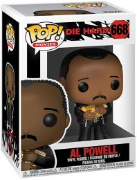 Figurine Funko Pop Die Hard #668 Al Powell