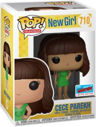 Figurine Funko Pop New Girl #710 Cece Parekh