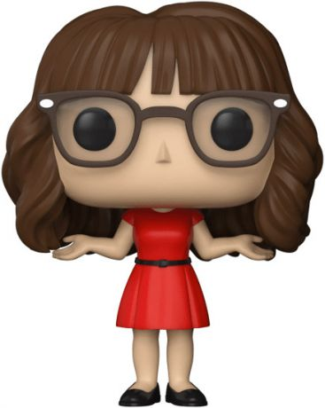 Figurine Funko Pop New Girl #648 Jess Day