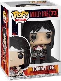 Figurine Funko Pop Motley Crue #73 Tommy Lee