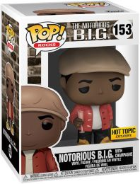 Figurine Funko Pop Notorious B.I.G #153 Notorious B.I.G