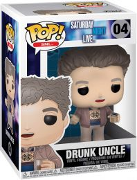 Figurine Funko Pop Saturday Night Live #4 Oncle Saoul