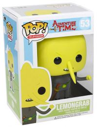 Figurine Funko Pop Adventure Time #53 Comte de la Citronnelle