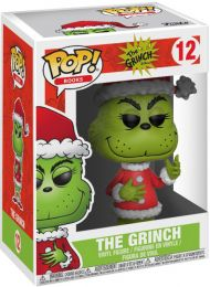 Figurine Funko Pop Le Grinch #12 Le Grinch