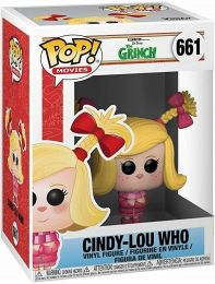 Figurine Funko Pop Le Grinch #661 Cindy-Lou Who