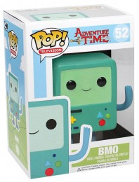 Figurine Pop Adventure Time #52 BMO pas chère