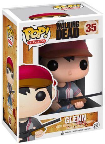 Figurine Funko Pop The Walking Dead #35 Glenn