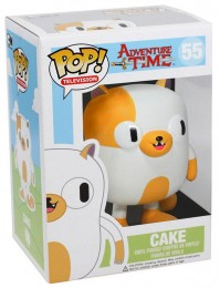 Figurine Pop Adventure Time #55 Cake pas chère