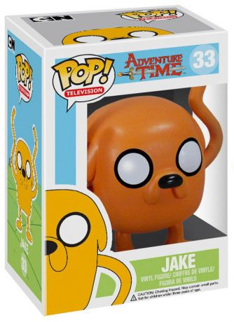 Figurine Funko Pop Adventure Time #33 Jake