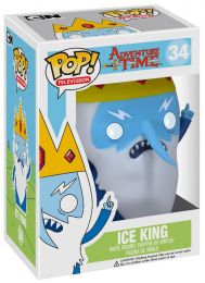 Figurine Funko Pop Adventure Time #34 Roi des Glaces