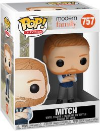 Figurine Funko Pop Modern Family #757 Mitch