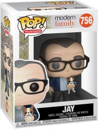 Figurine Funko Pop Modern Family #756 Jay