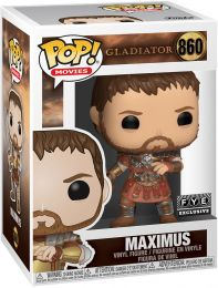 Figurine Funko Pop Gladiator #860 Maximus
