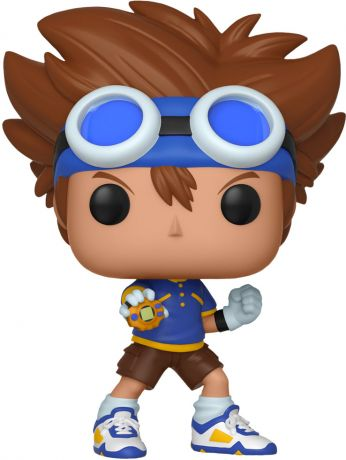 Figurine Funko Pop Digimon #428 Tai