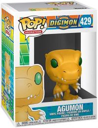 Figurine Funko Pop Digimon #429 Agumon