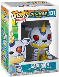 Figurine Funko Pop Digimon #429 Gabumon