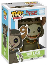 Figurine Funko Pop Adventure Time #303 Roi Liche