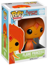 Figurine Funko Pop Adventure Time #302 Princesse des Flammes