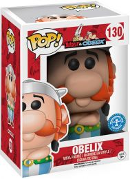Figurine Funko Pop Asterix #130 Obelix