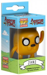 Figurine Pop Adventure Time  Jake - Porte-clés pas chère
