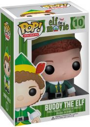 Figurine Funko Pop Elfe #10 Buddy l'Elf