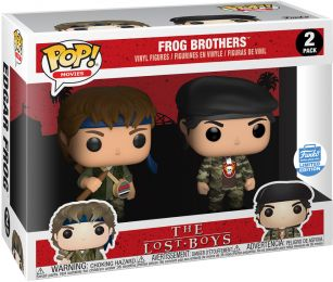 Figurine Funko Pop Génération perdue # Frog Brothers - 2 pack
