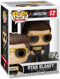 Figurine Funko Pop Nascar #12 Ryan Blaney