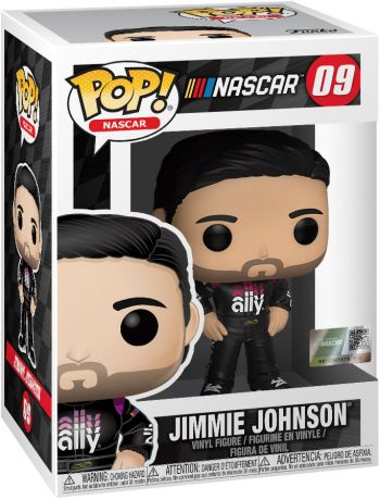 Figurine Funko Pop Nascar #09 Jimmie Johnson