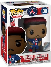Figurine Funko Pop Premier League #36 Presnel Kimpembe