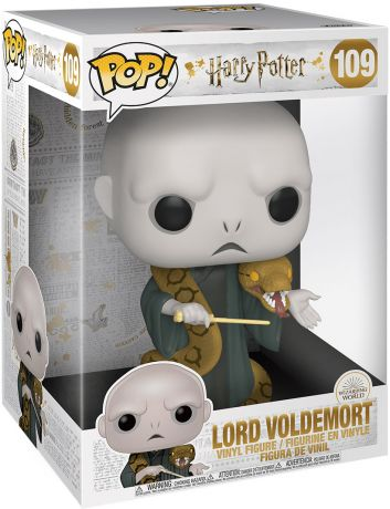Figurine Funko Pop Harry Potter #109 Lord Voldemort - 25 cm