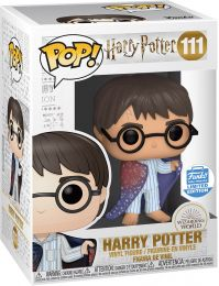 Figurine Funko Pop Harry Potter #111 Harry Potter sous Cape d'Invisibilité