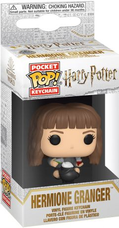 Figurine Funko Pop Harry Potter #00 Hermione avec Potions - Porte-clés