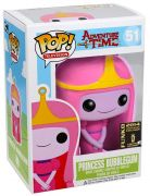 Figurine Funko Pop Adventure Time #51 Princesse Chewing-Gum - Brille dans le noir