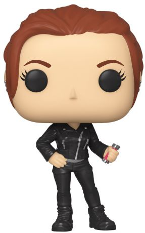 Figurine Funko Pop Black Widow [Marvel] #603 Natasha Romanoff