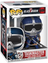 Figurine Funko Pop Black Widow [Marvel] #606 Taskmaster