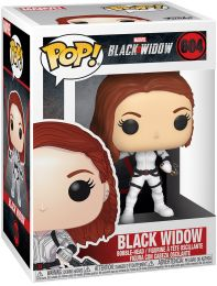 Figurine Funko Pop Black Widow [Marvel] #604 Black Widow