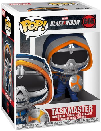 Figurine Funko Pop Black Widow [Marvel] #605 Taskmaster