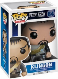 Figurine Funko Pop Star Trek #84 Klingon