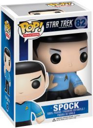 Figurine Funko Pop Star Trek #82 Spock