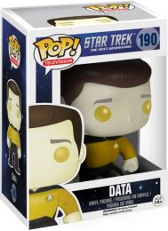 Figurine Funko Pop Star Trek #190 Data