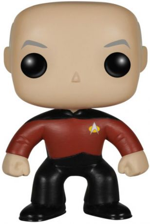 Figurine Funko Pop Star Trek #188 Captain Picard