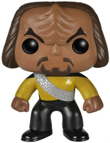 Figurine Funko Pop Star Trek #191 Worf