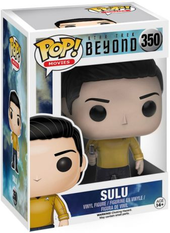 Figurine Funko Pop Star Trek #350 Sulu